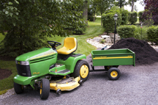 Renting Landscaping Equipment