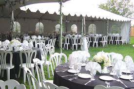 Top 5 Events to use Party Rental Supplies