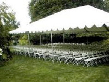 Top Outdoor Wedding Rental Items